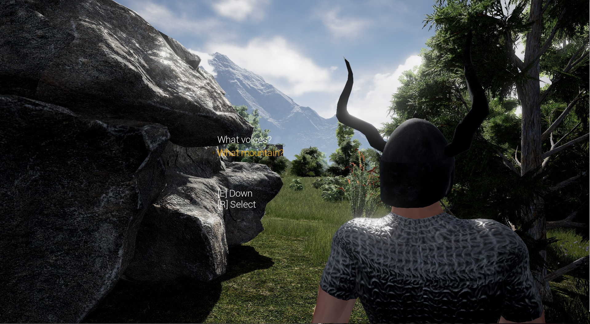 Wizard Online Mountain