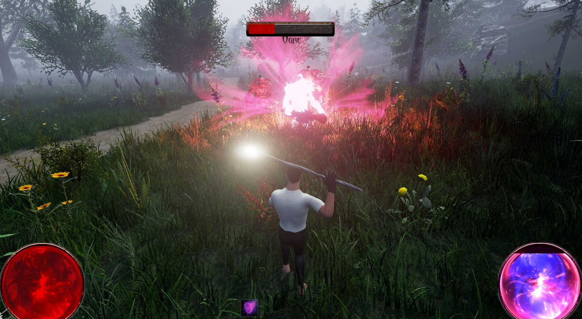 wizard online game