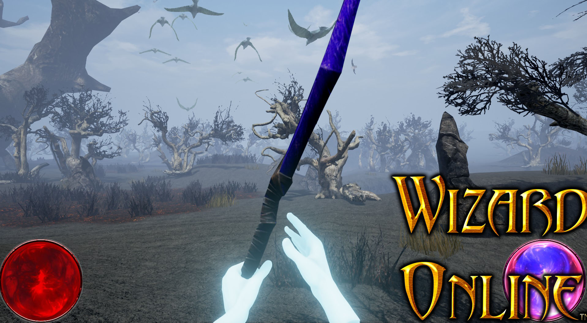 wizard online virtual reality open world game image indie db