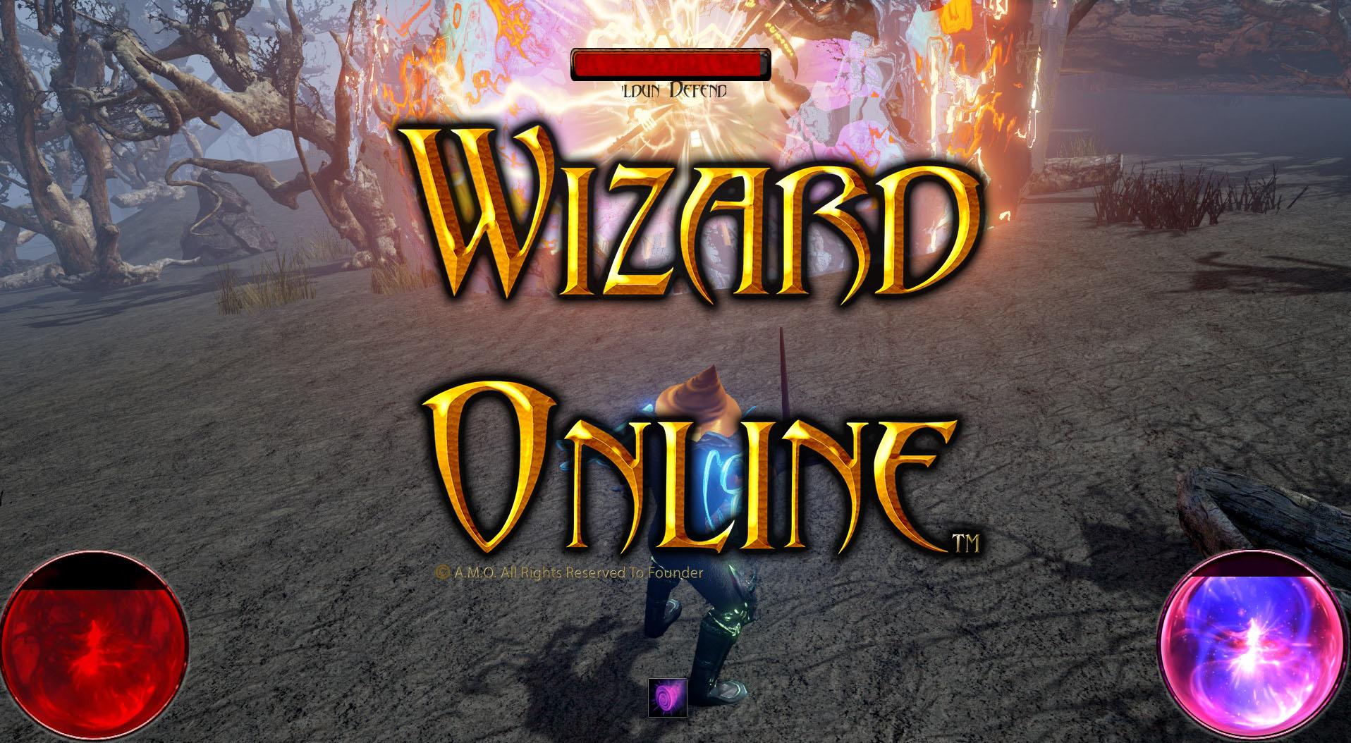 Wizard Online Spell