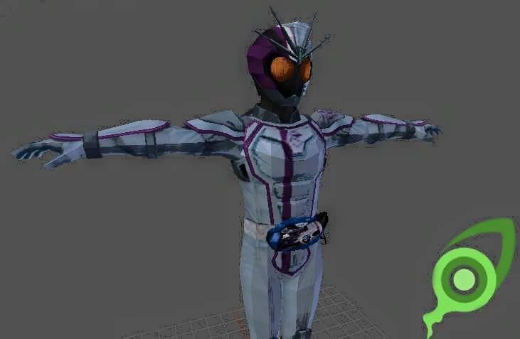 Kamen Rider Chaser In Kamen Rider Drive