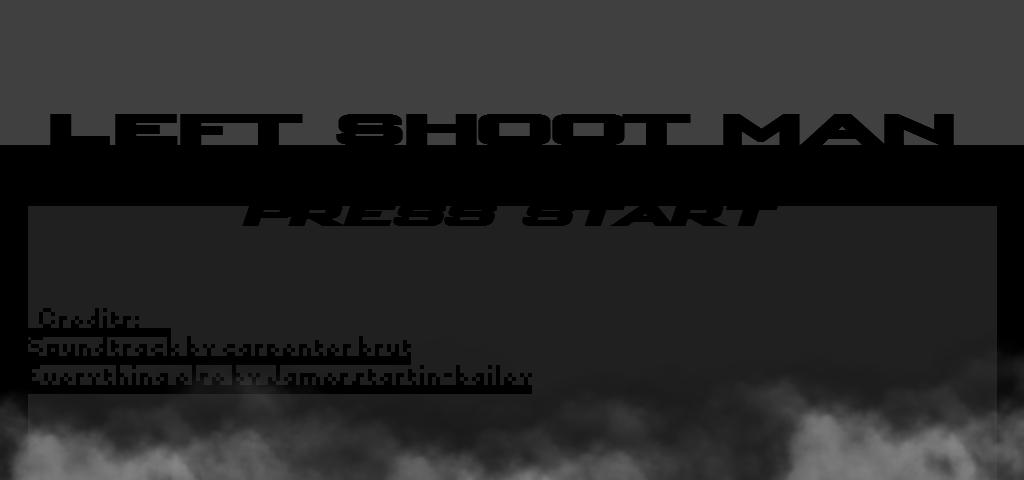 Left-ShootMan