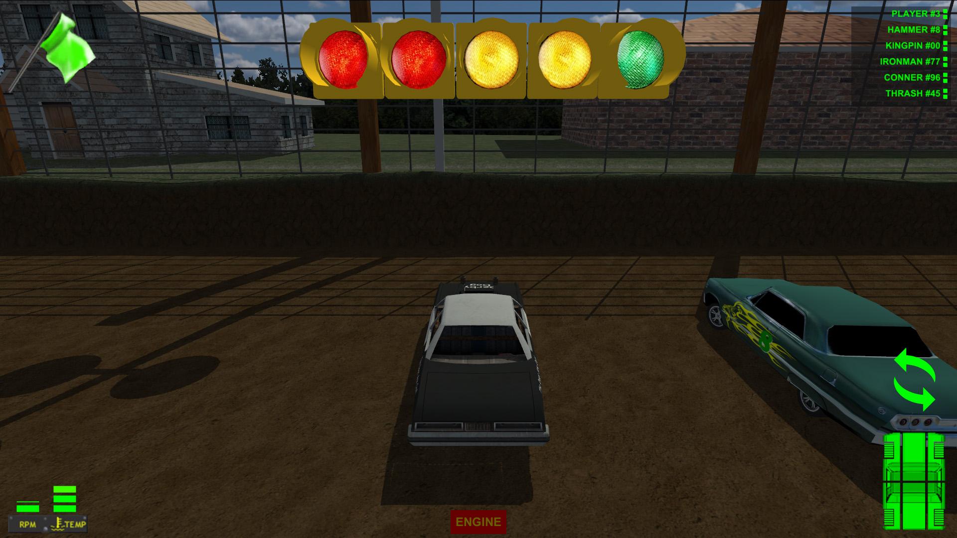 Demo Derby Windows Mac Linux Game Indie DB