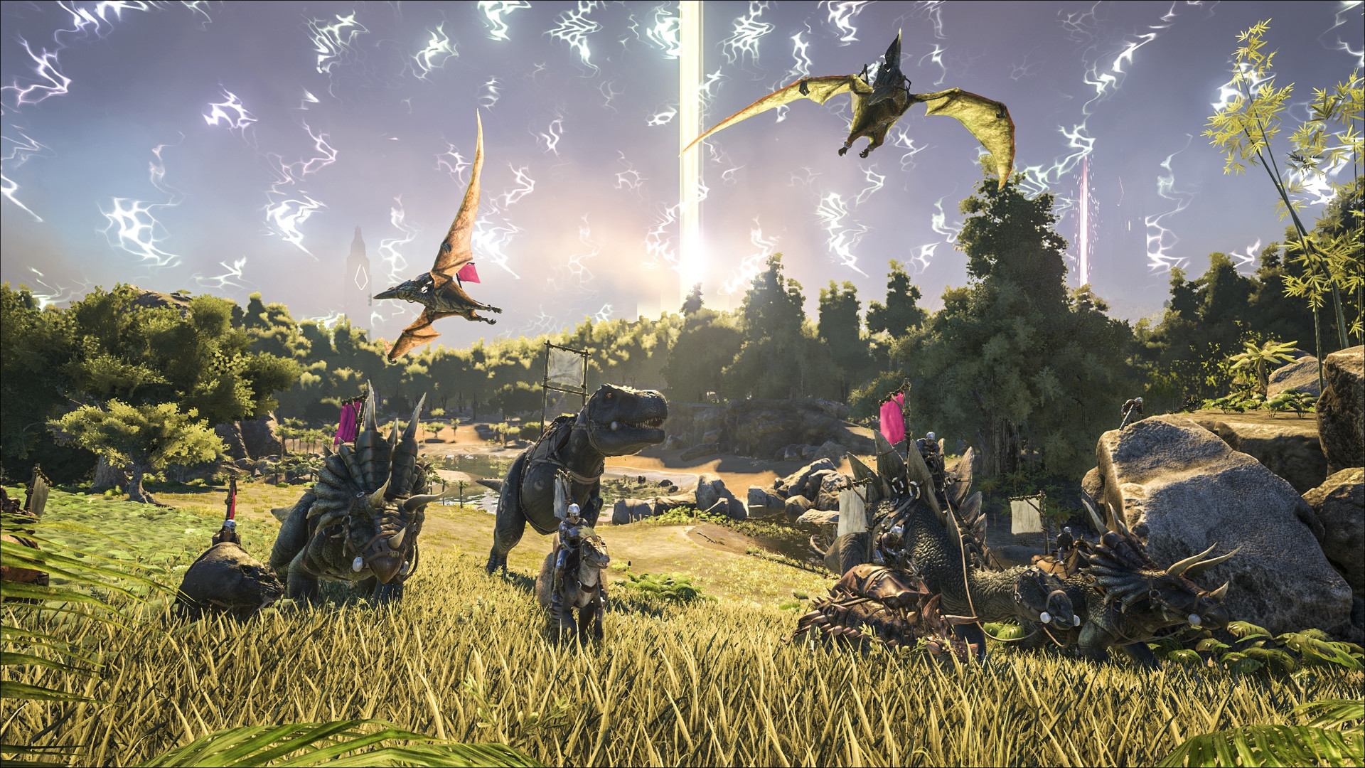 Ark Survival Of The Fittest Windows Game Indie Db