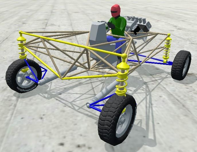 Dream Car Racing 3D Sliders