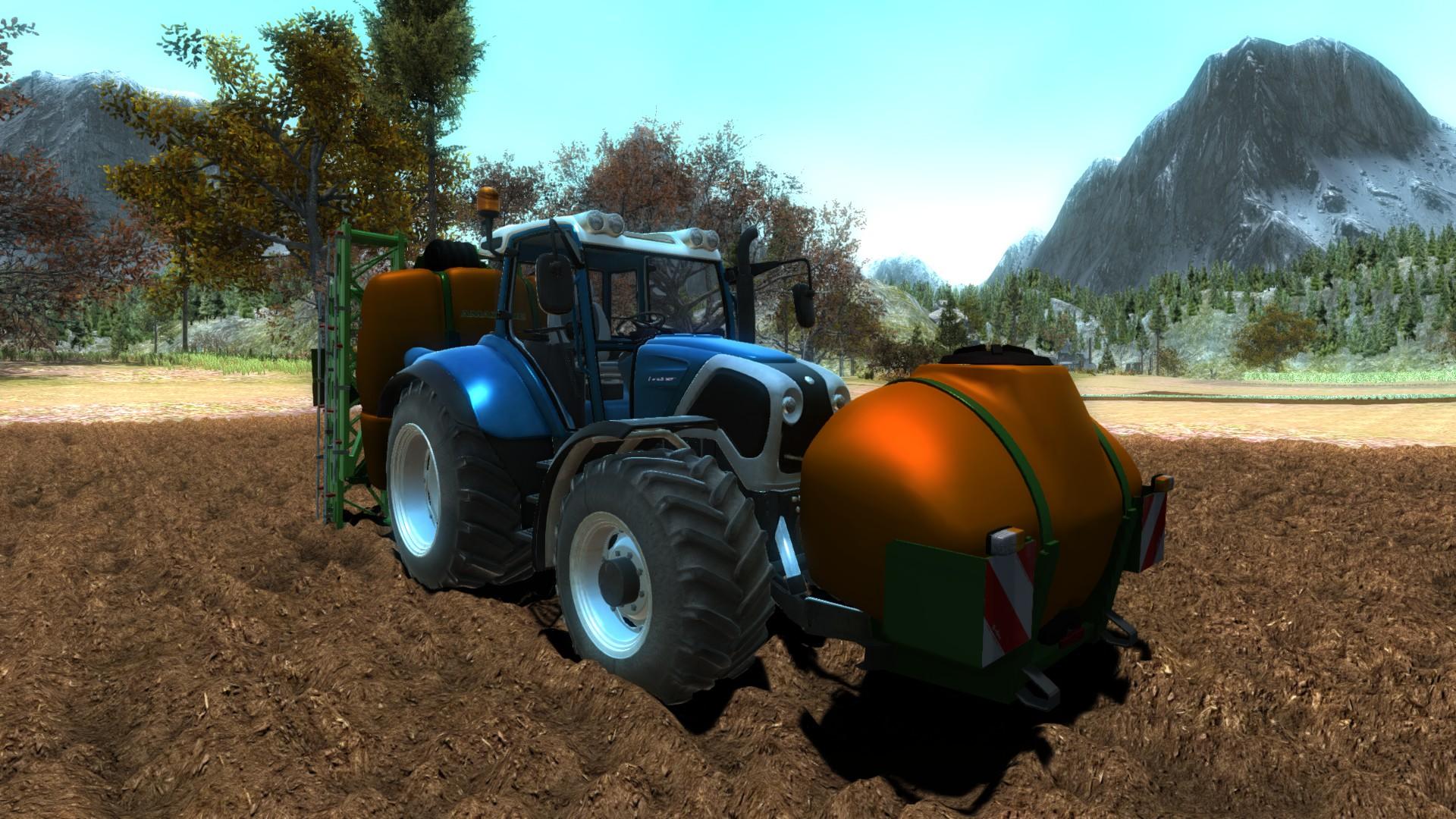 Гайд Farming Simulator 2017. От посева до уборки урожая 29