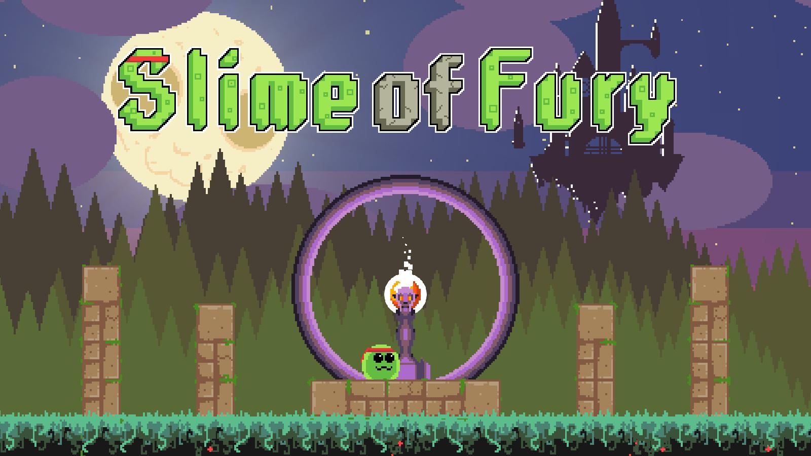 Slime of Fury Windows, Mac, Linux game - Indie DB