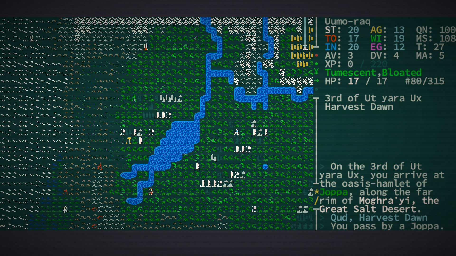 Image 5 - Caves of Qud - Indie DB
