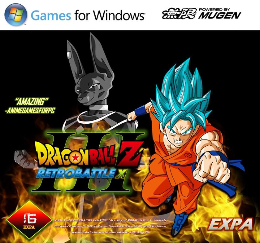 juegos de dragon ball z para pc windows 10