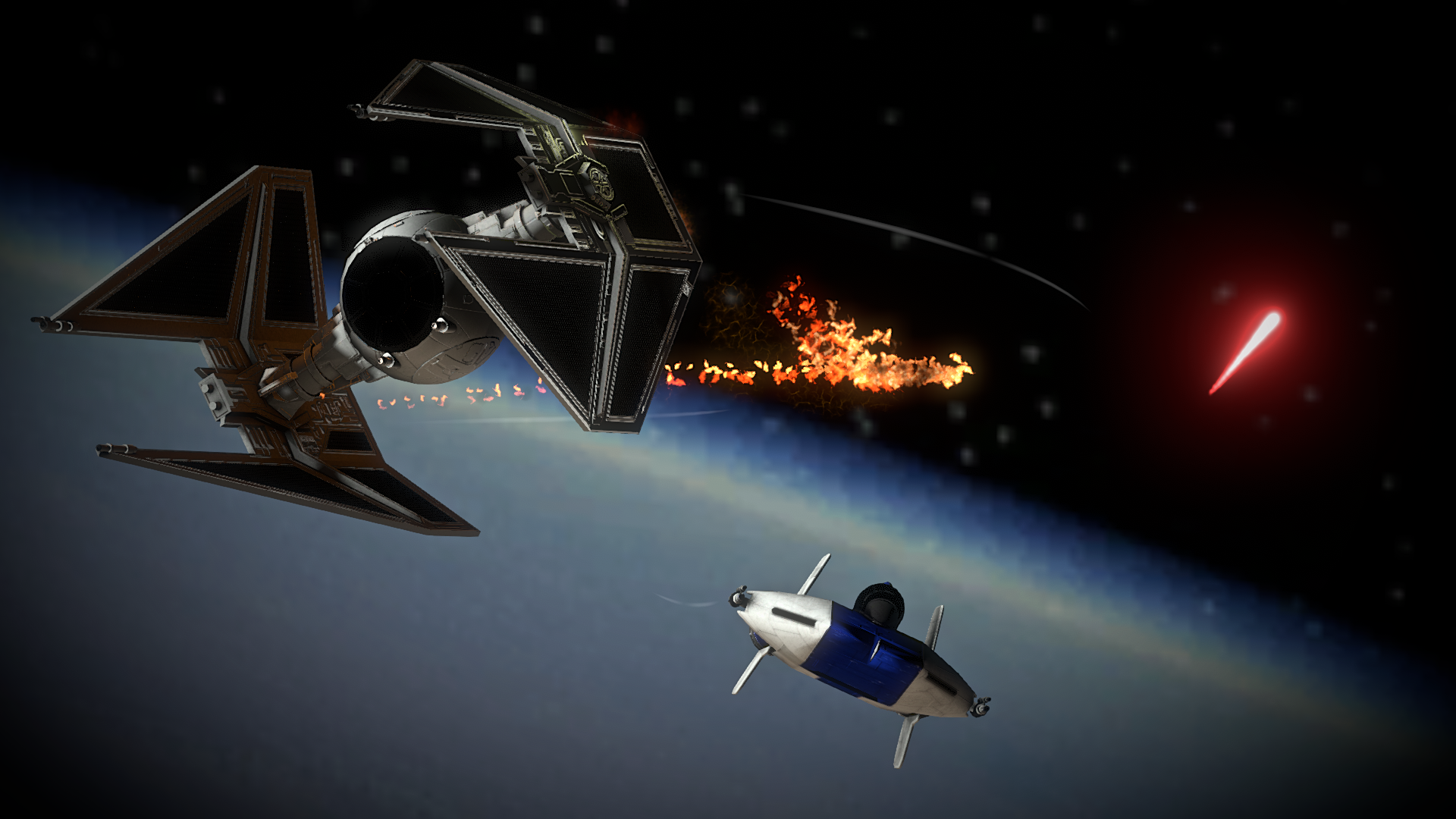 Star Wars Space Battle Windows game - Indie DB