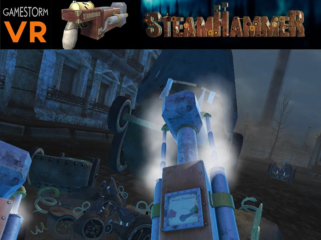 SteamHammerVR