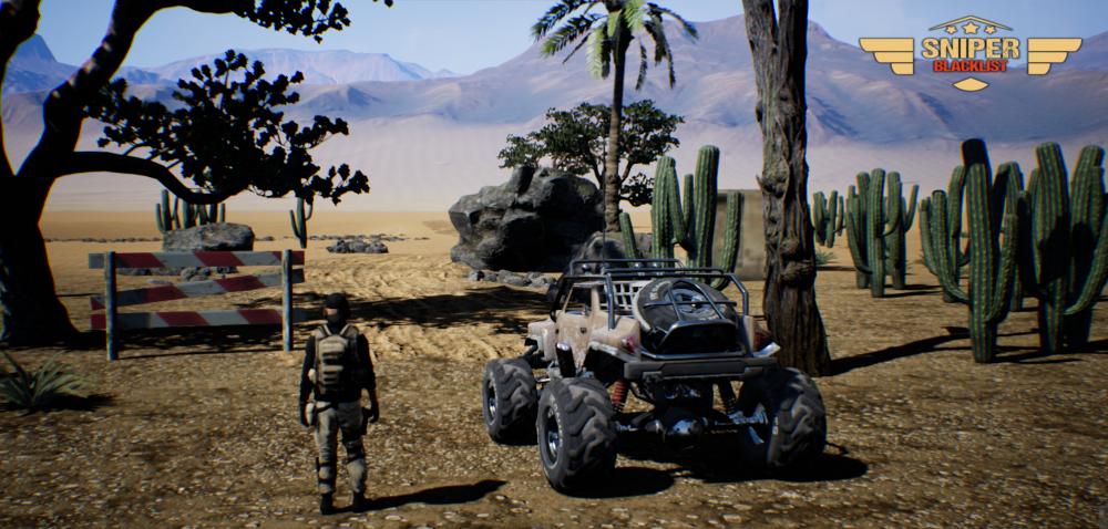 скачать игру Sniper Blacklist через торрент - фото 11