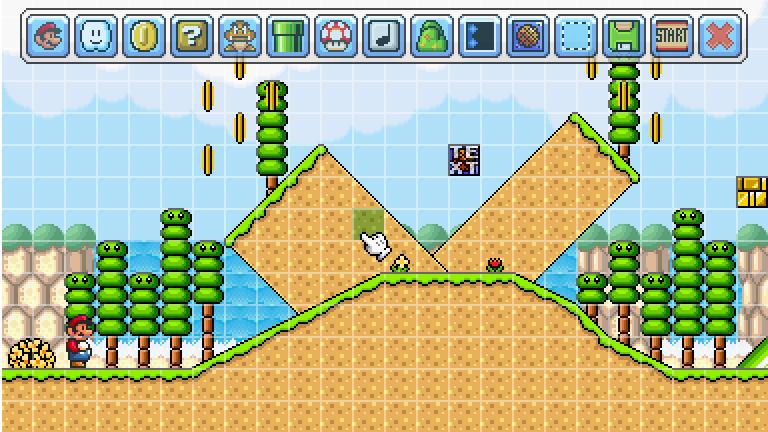 Mario Editor