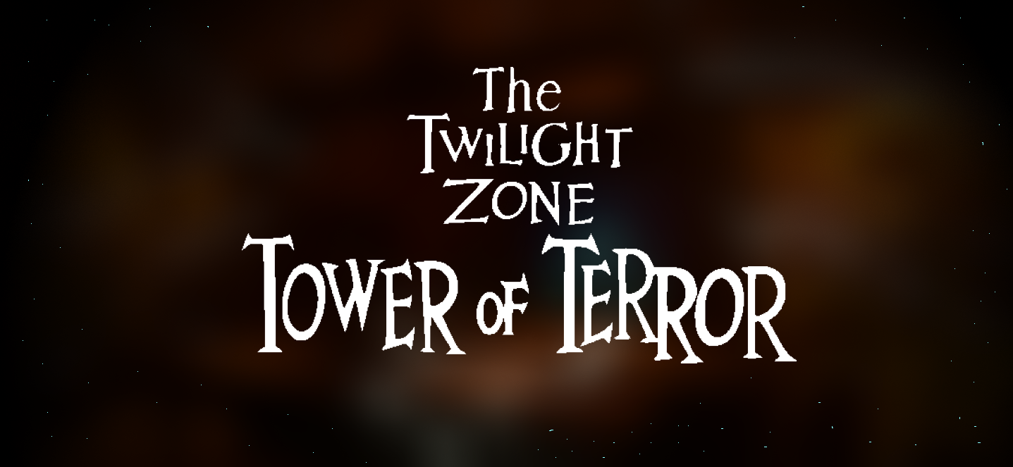 Twilight Zone Tower Of Terror Project Windows Vr Game