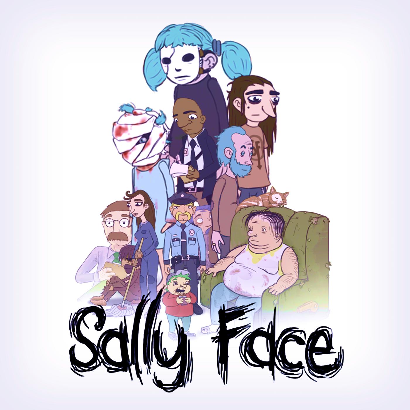 Sally face скачать игру