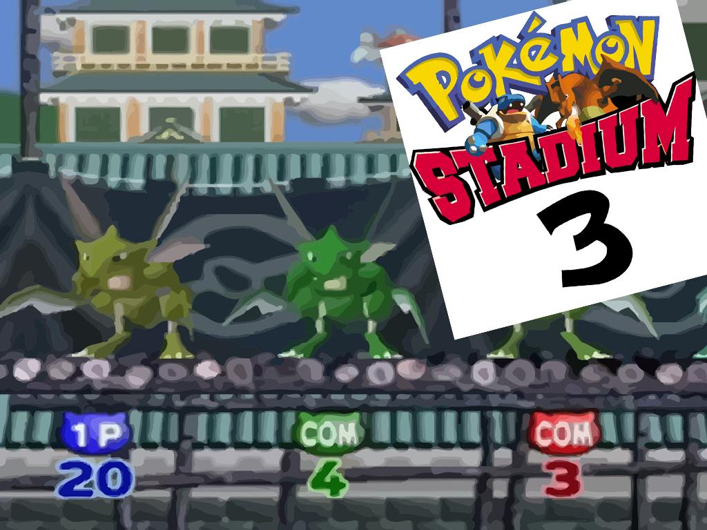 Pokemon Stadium 3 Minigames Windows - Indie DB