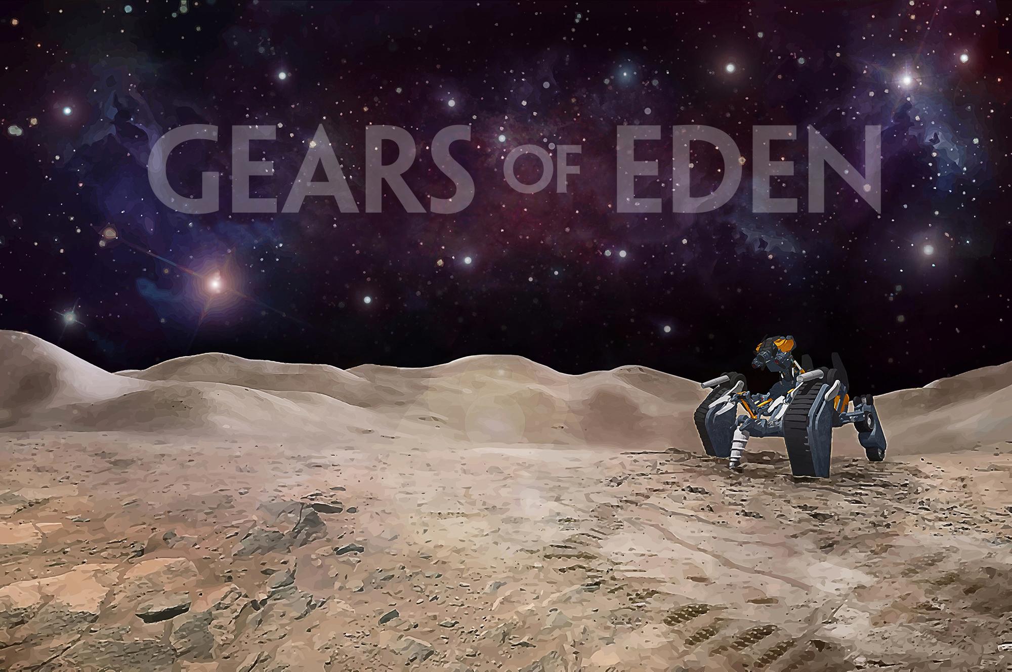 Gears of Eden