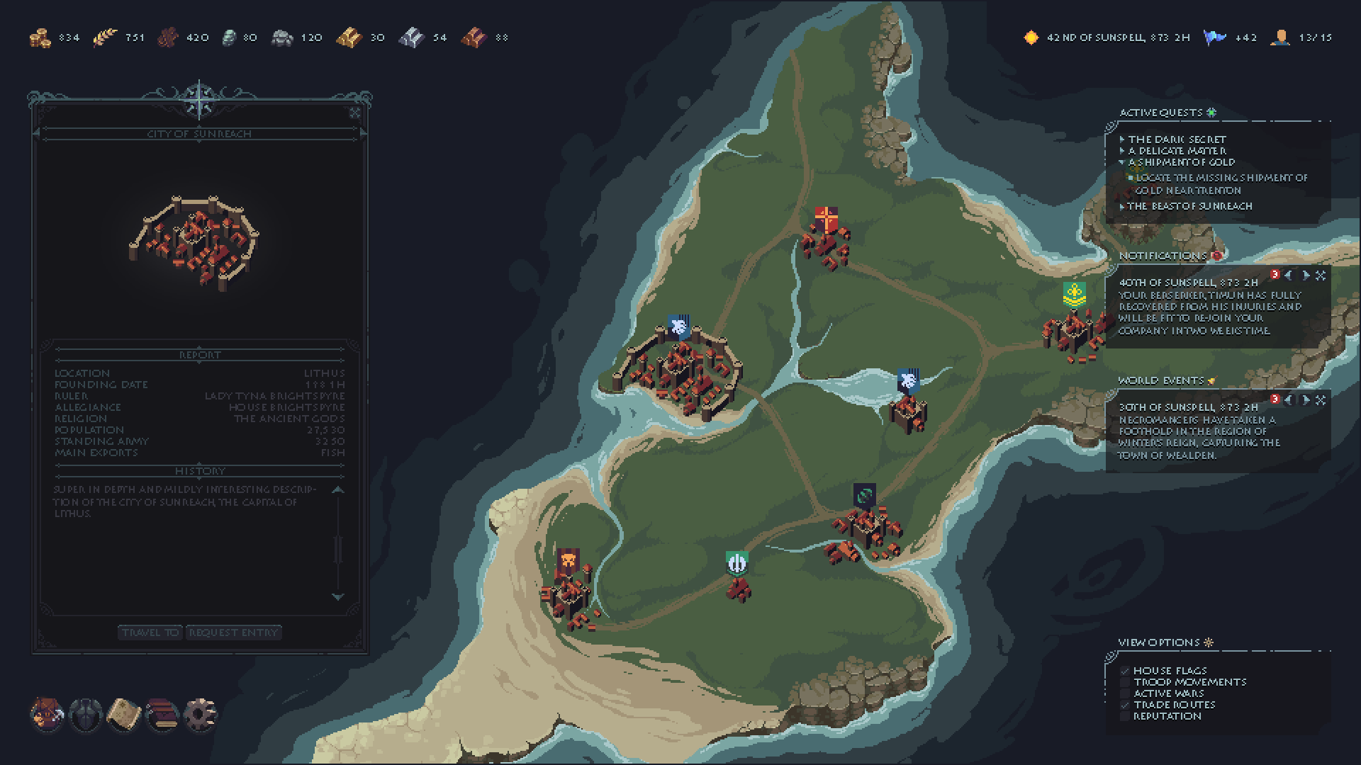 World map ui mockup image the iron oath indie db add media report rss world map ui mockup view original gumiabroncs Gallery
