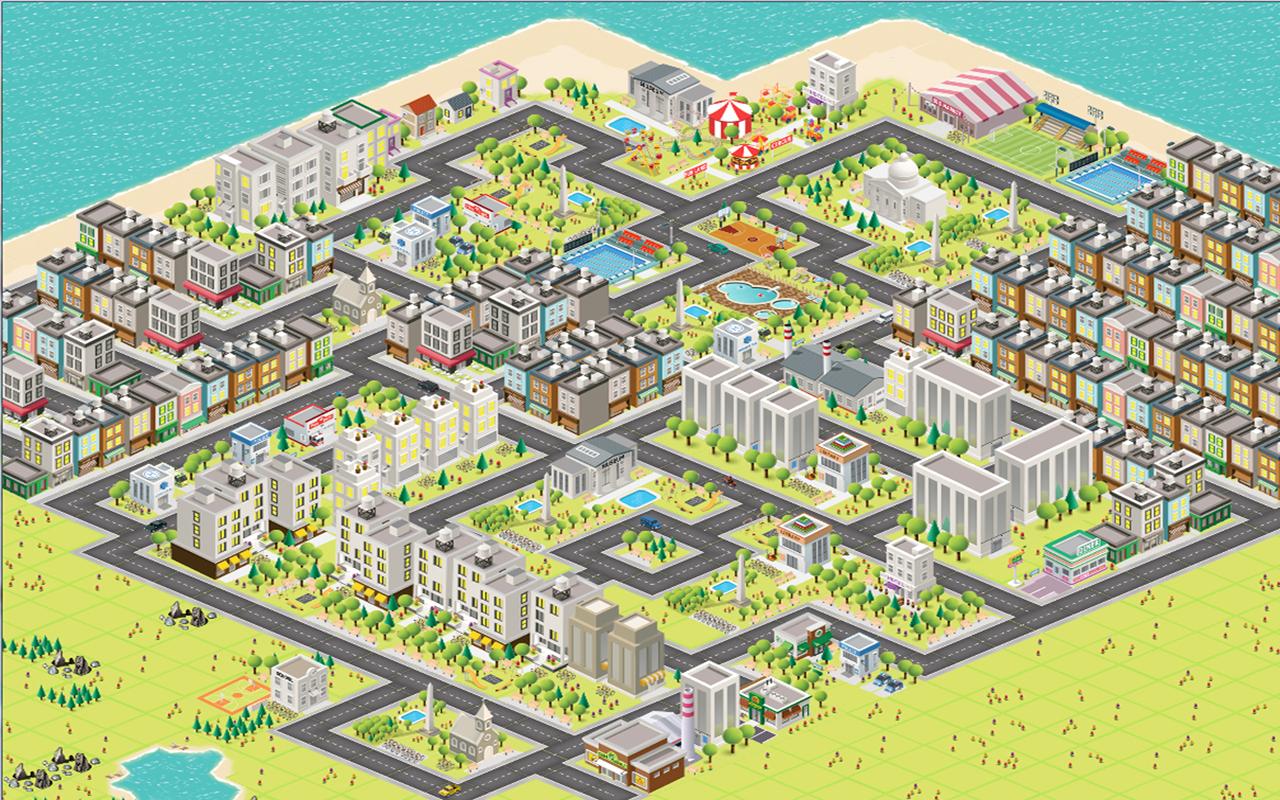 City Spiel