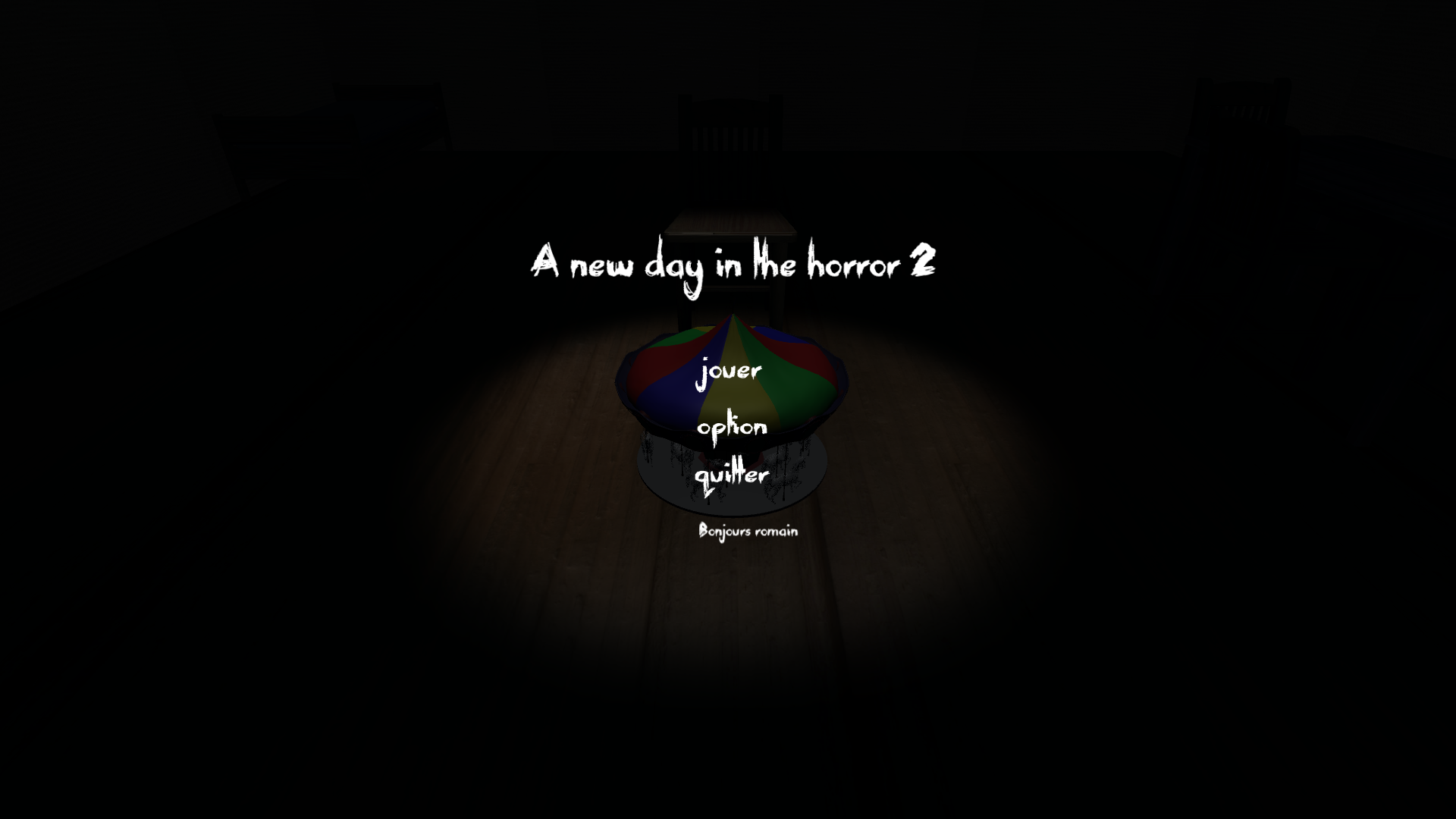A New Day In The Horror 2