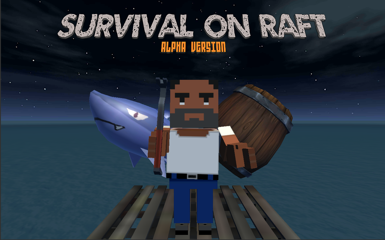Survive On Raft Alpha Android Game Indie Db
