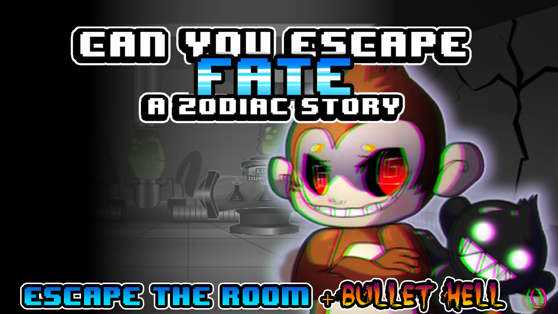 Can You Escape Fate? An Undertale Inspired Game Windows, Mac
