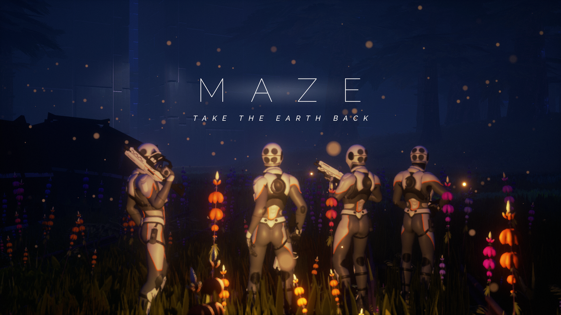 MAZE, an online co-op FPS Windows game - Indie DB