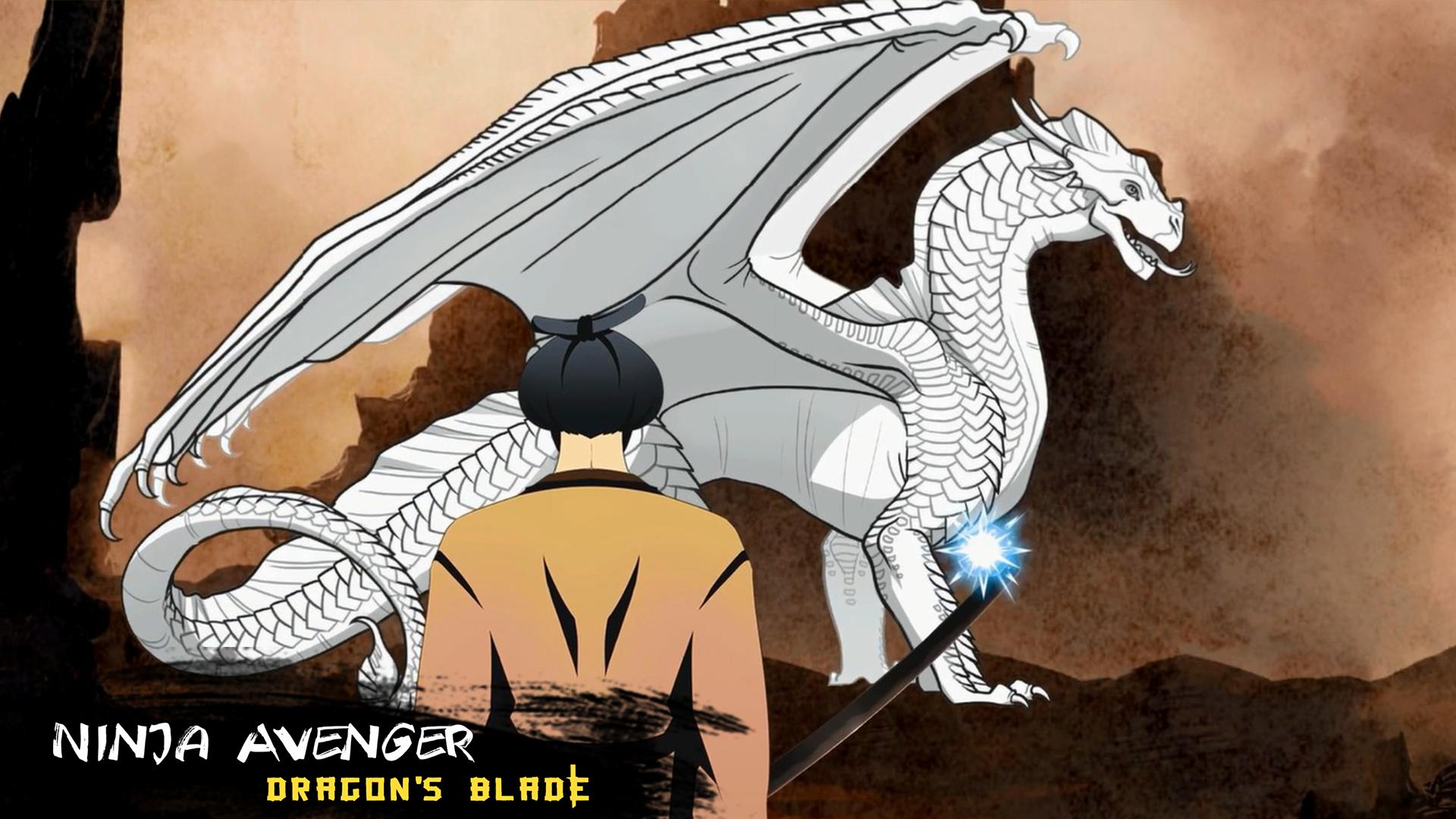 1 image  ninja avenger dragon blade  indie db
