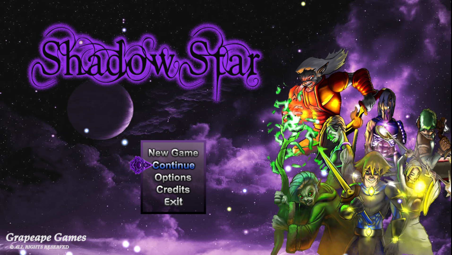 ShadowStar Windows, Mac, iOS, Android game - Indie DB