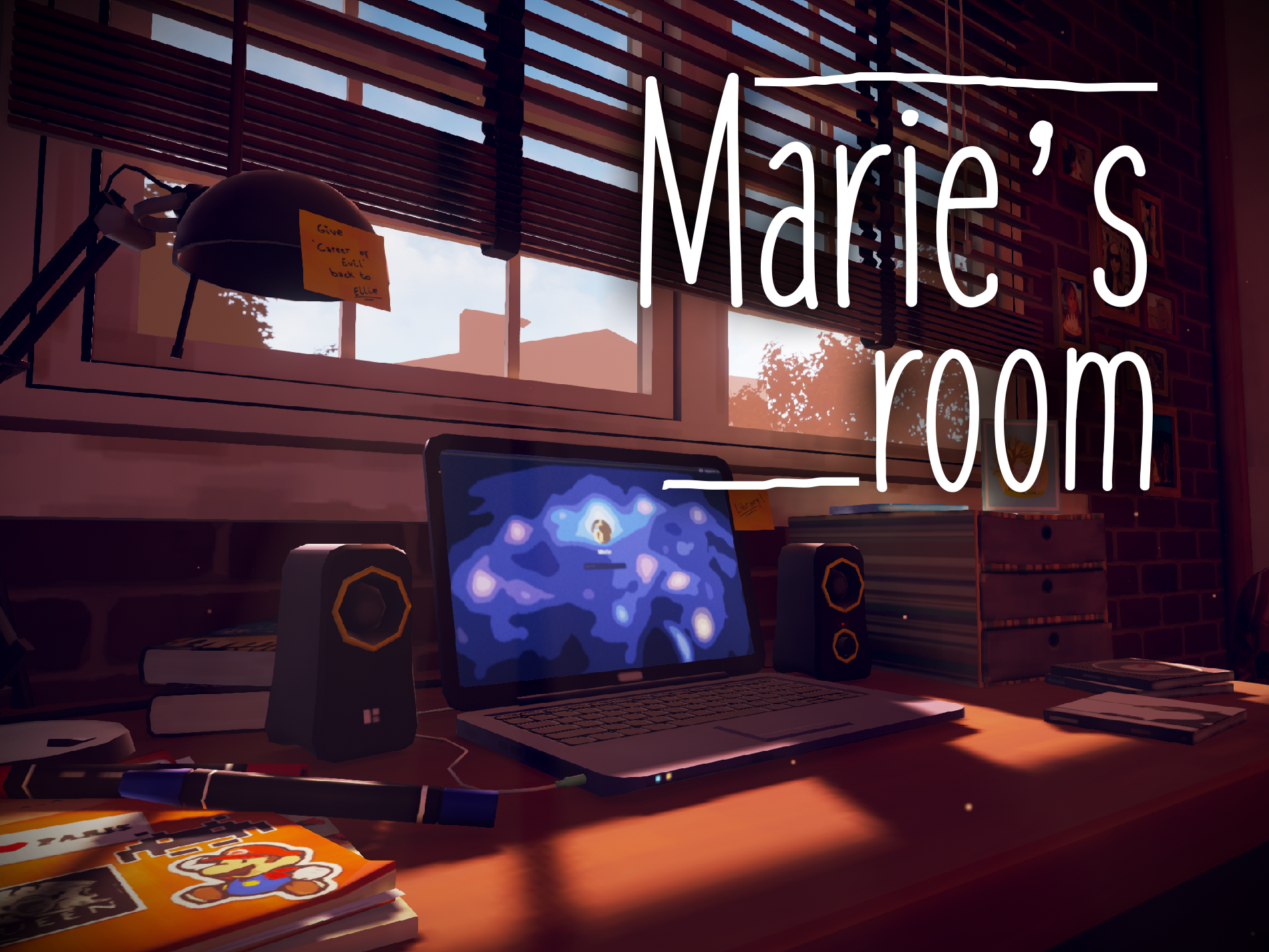 Marie S Room Windows Game Indie Db