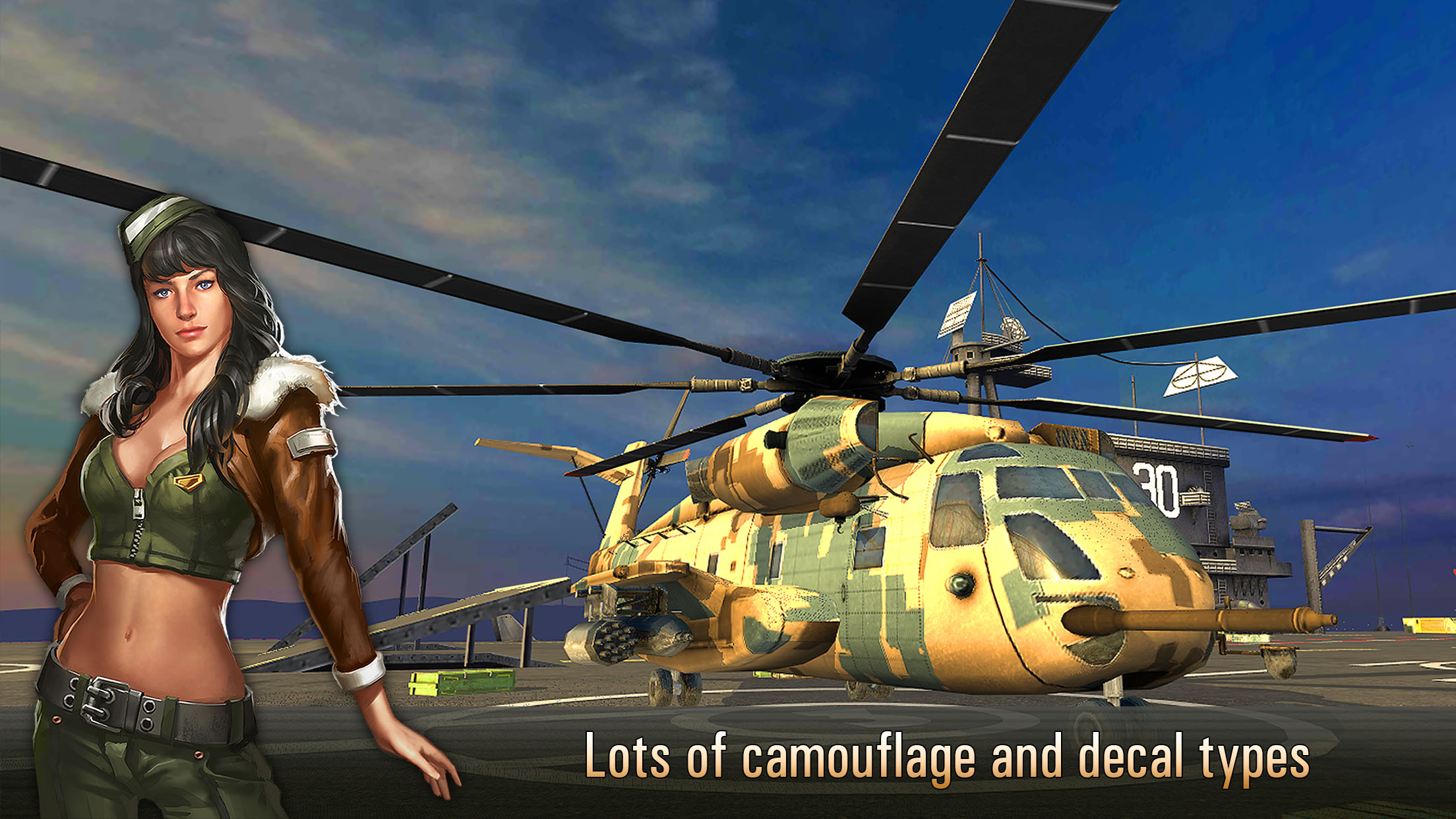 image 1 - battle of helicopters