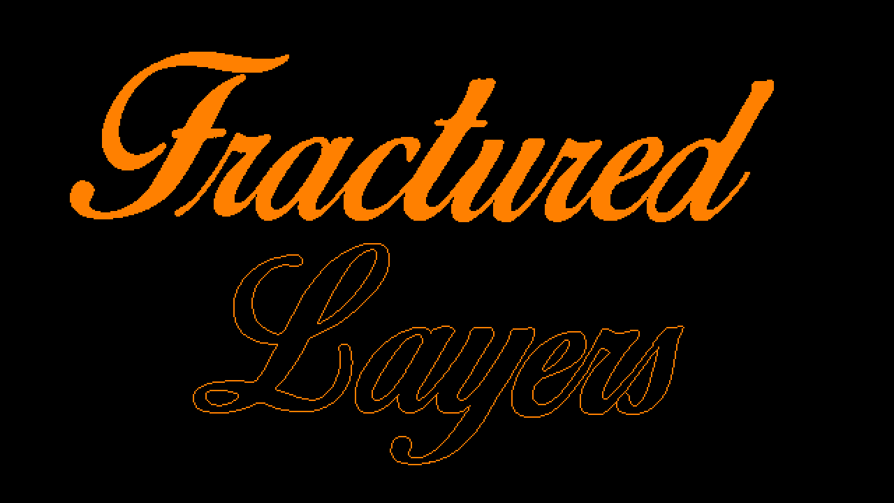 Fractured Layers
