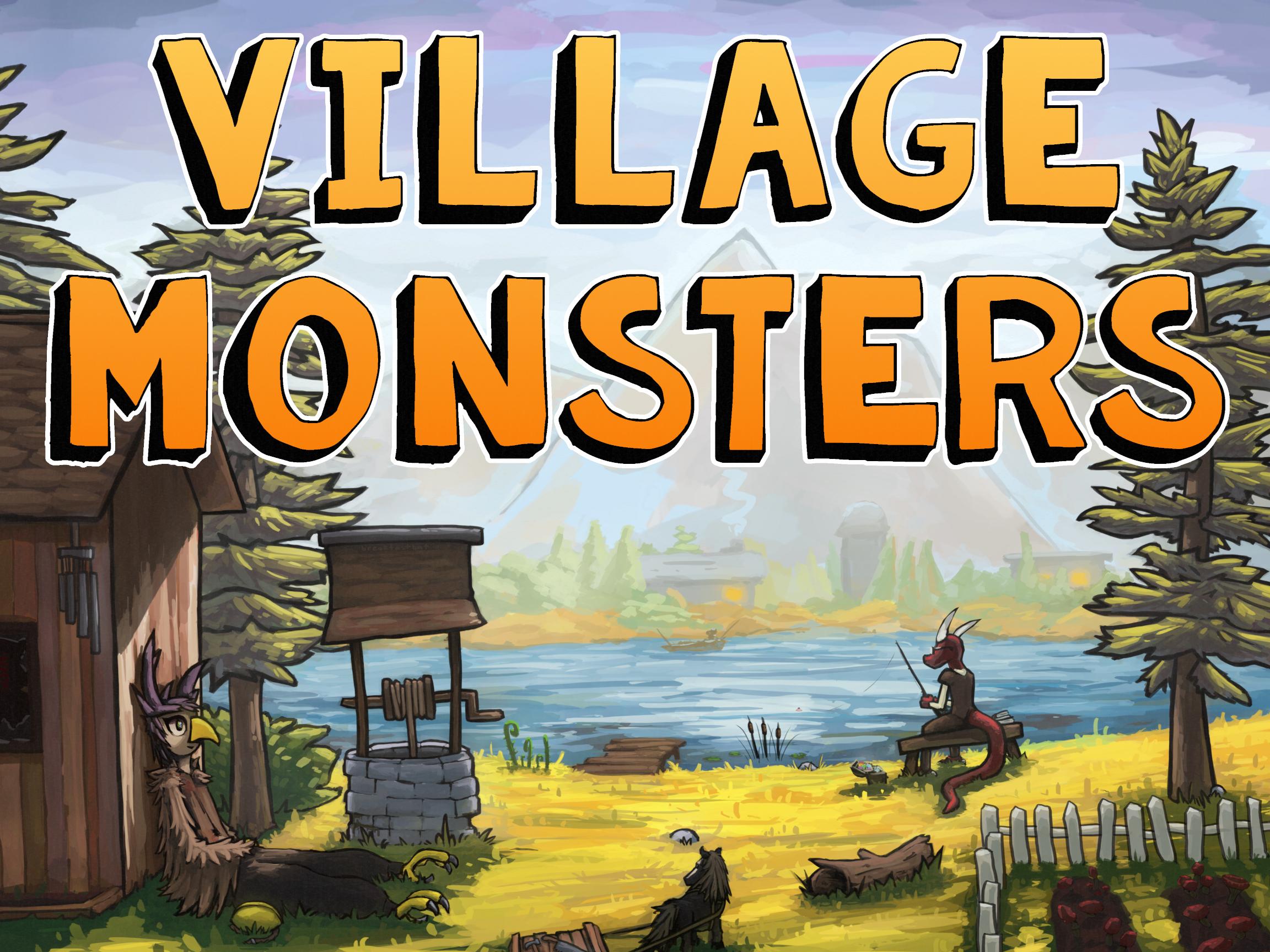 Village Monsters Windows, Mac, Linux game - Indie DB
