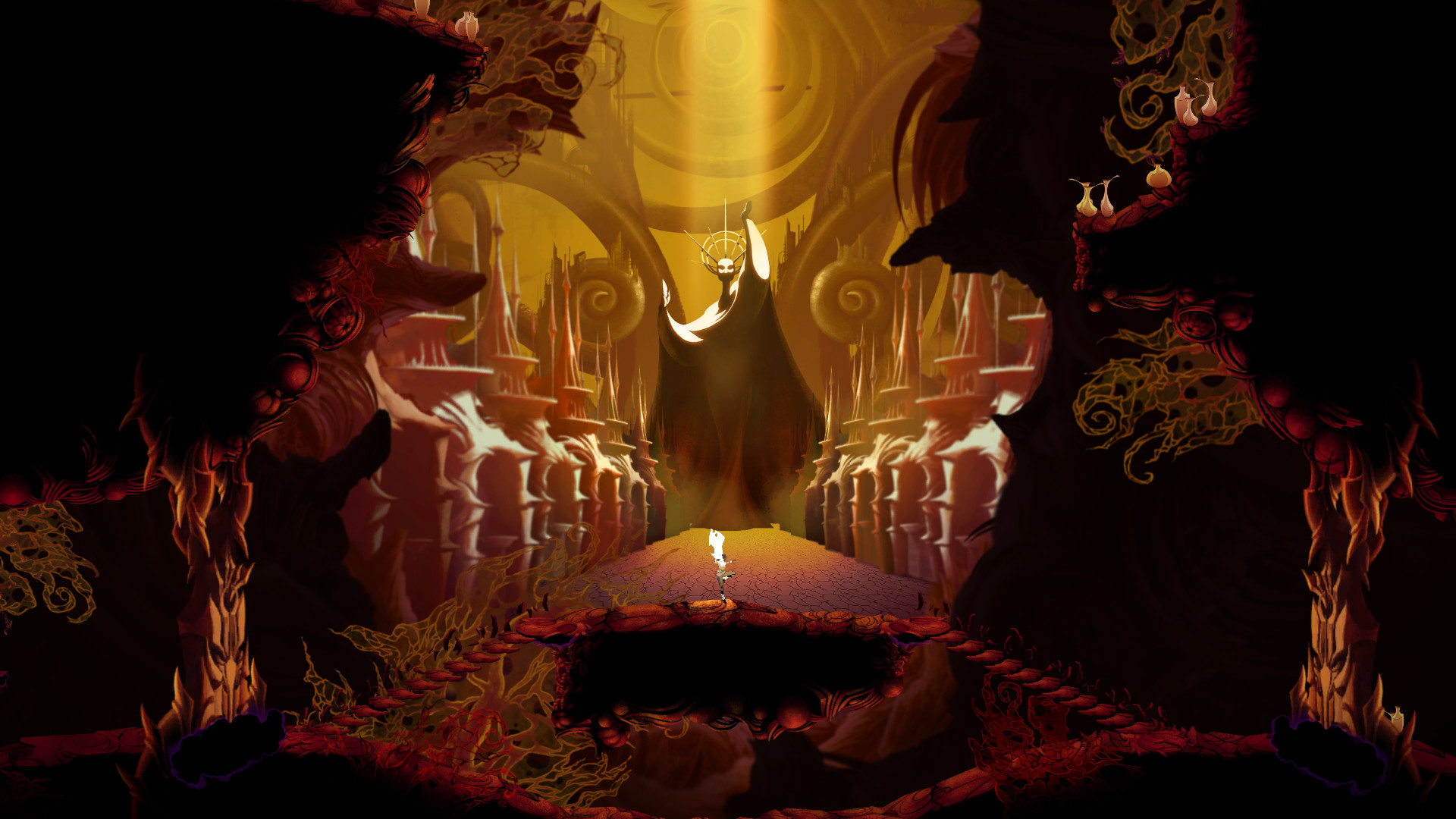 Sundered Windows Mac Linux Ps4 Game Indie Db