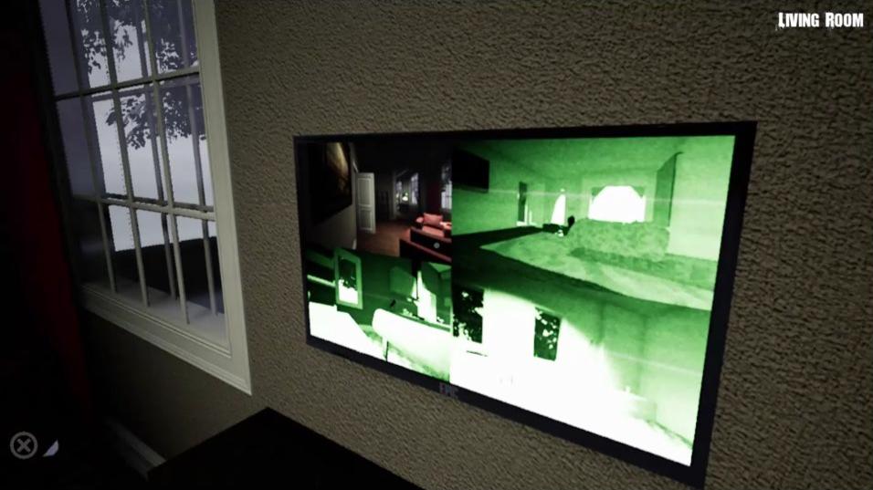 Screenshot of video capture in Eight Hours