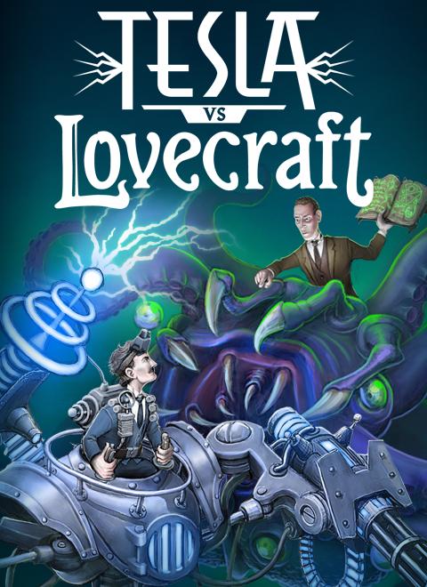 Tesla vs Lovecraft Windows, XONE, PS4 game - Indie DB