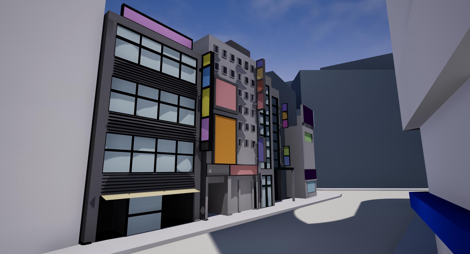 Kanshi City Development Screenshot