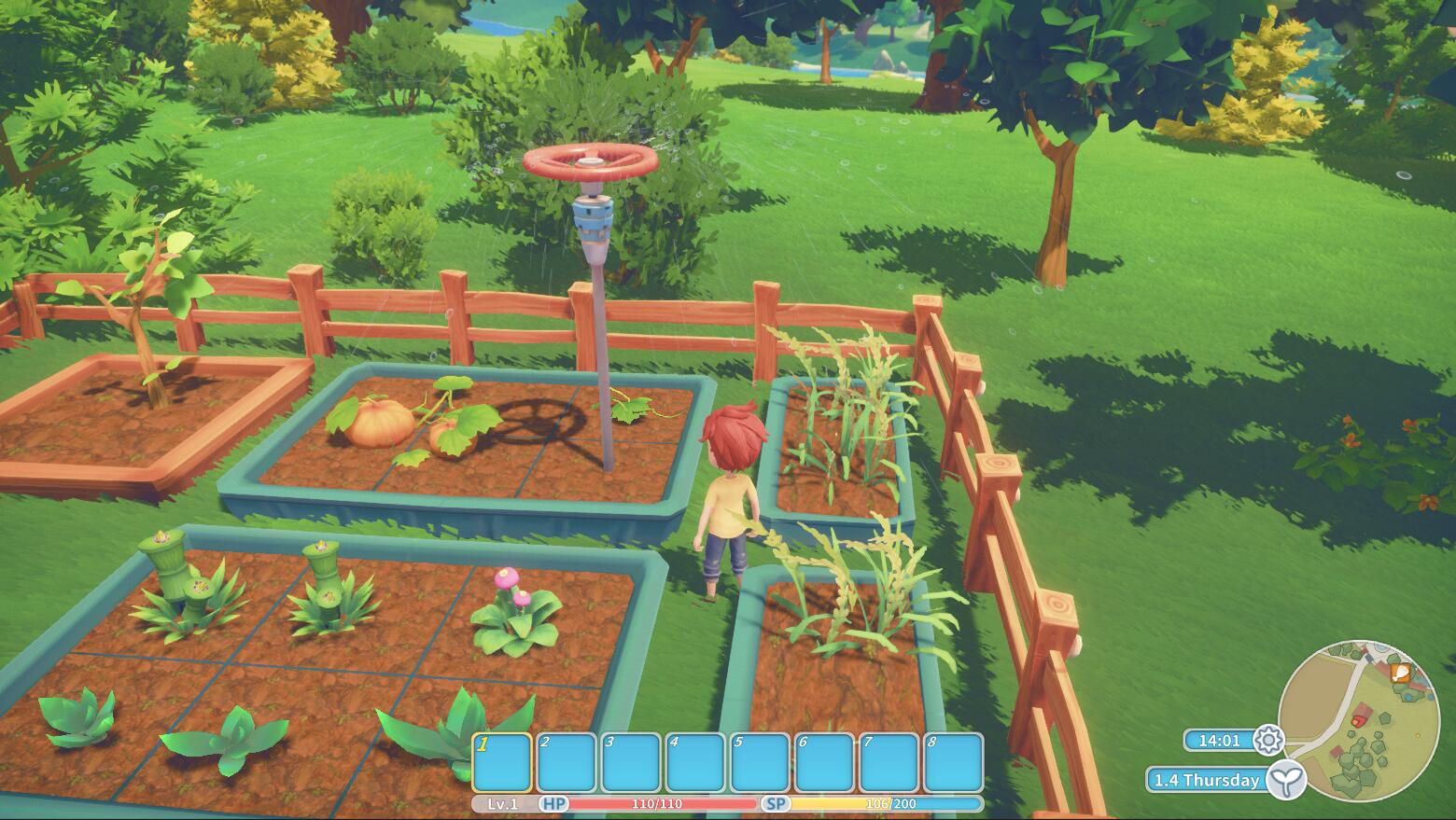 Farming Image My Time At Portia Indie Db