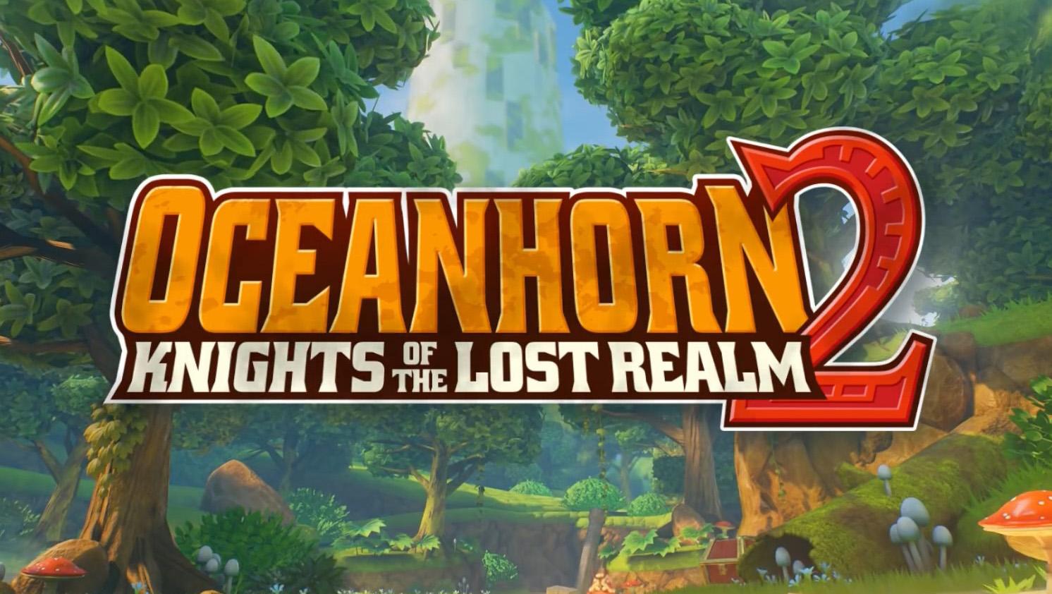 oceanhorn 2 pc
