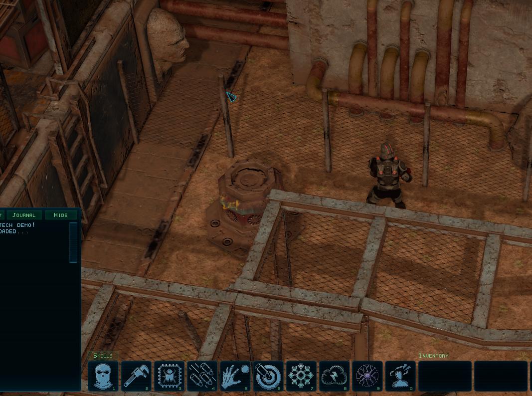 Icons image - Sands of Space RPG - Indie DB