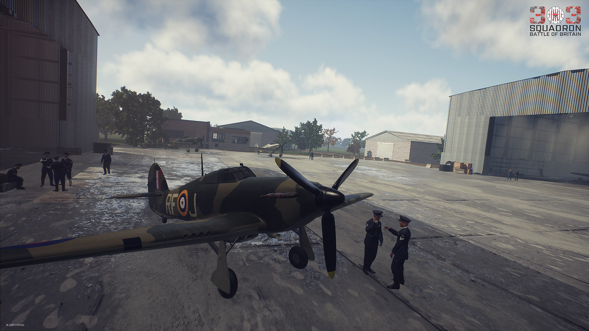 Image 7 - 303 Squadron: Battle of Britain - Indie DB