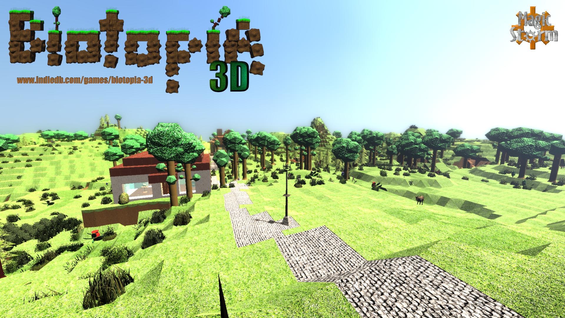 Biotopia 3D