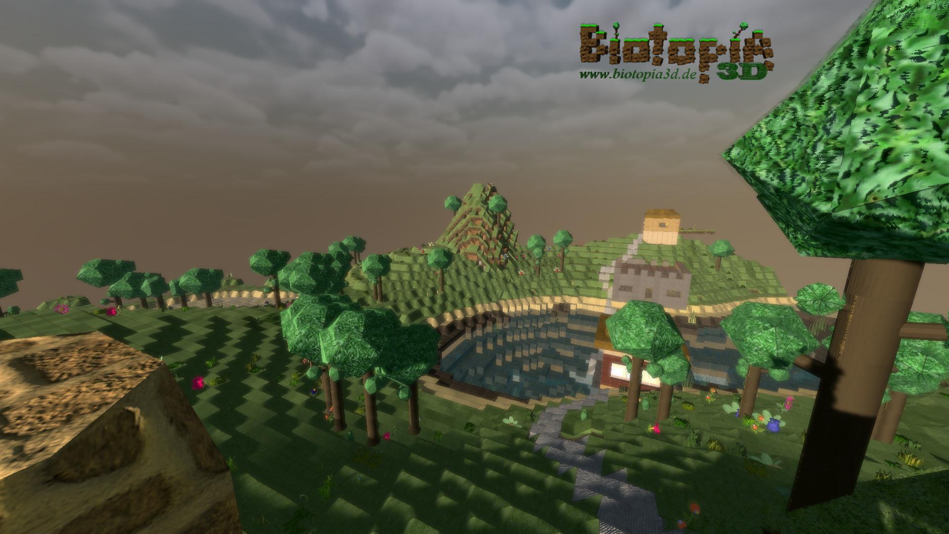 Biotopia 3D full screenshot