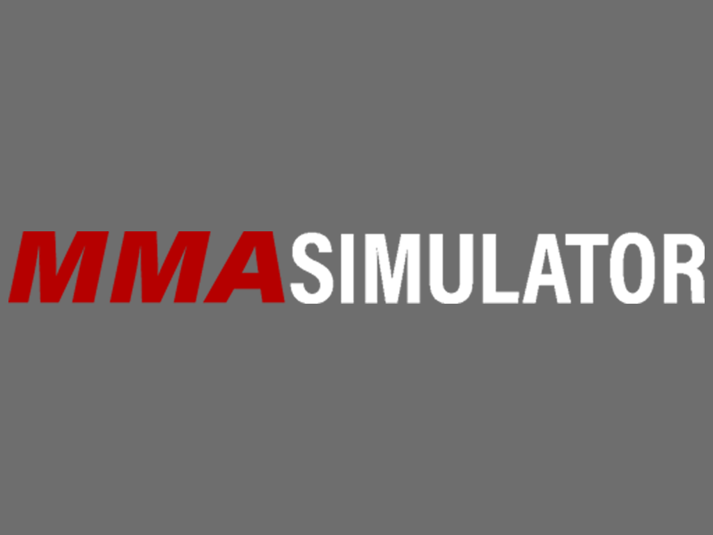 MMA Simulator Windows game