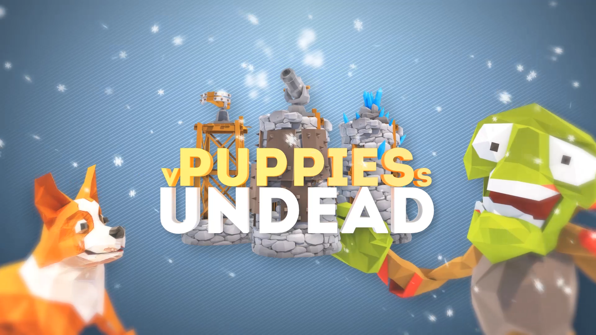 Puppies vs Undead 2018 pc game Img-2