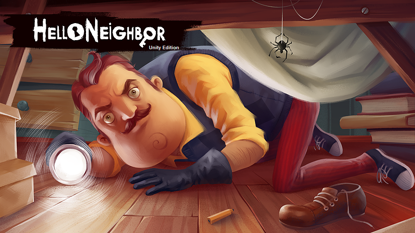 Hello Neighbor Unity Mod Windows Game Indie Db