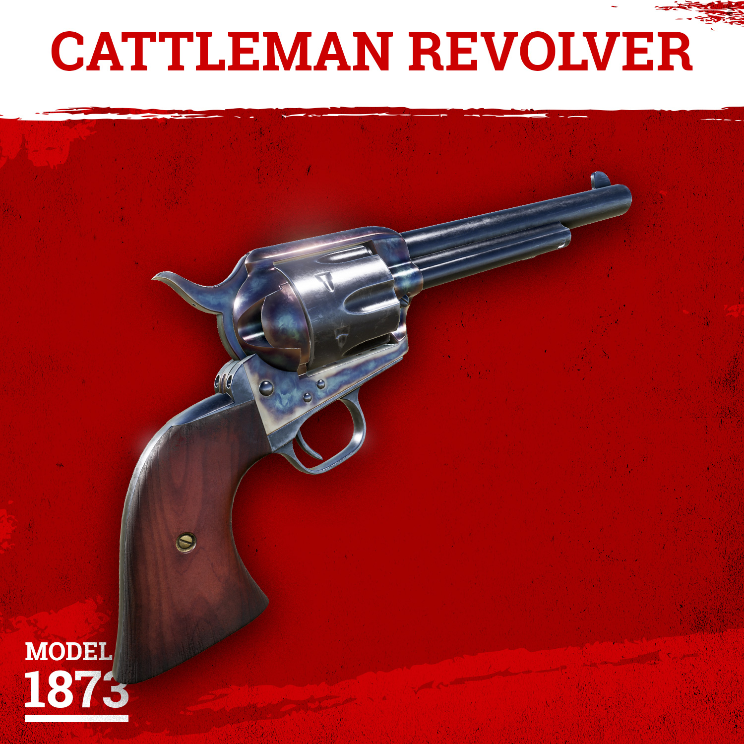 cattleman revolver image dead man s country indie db