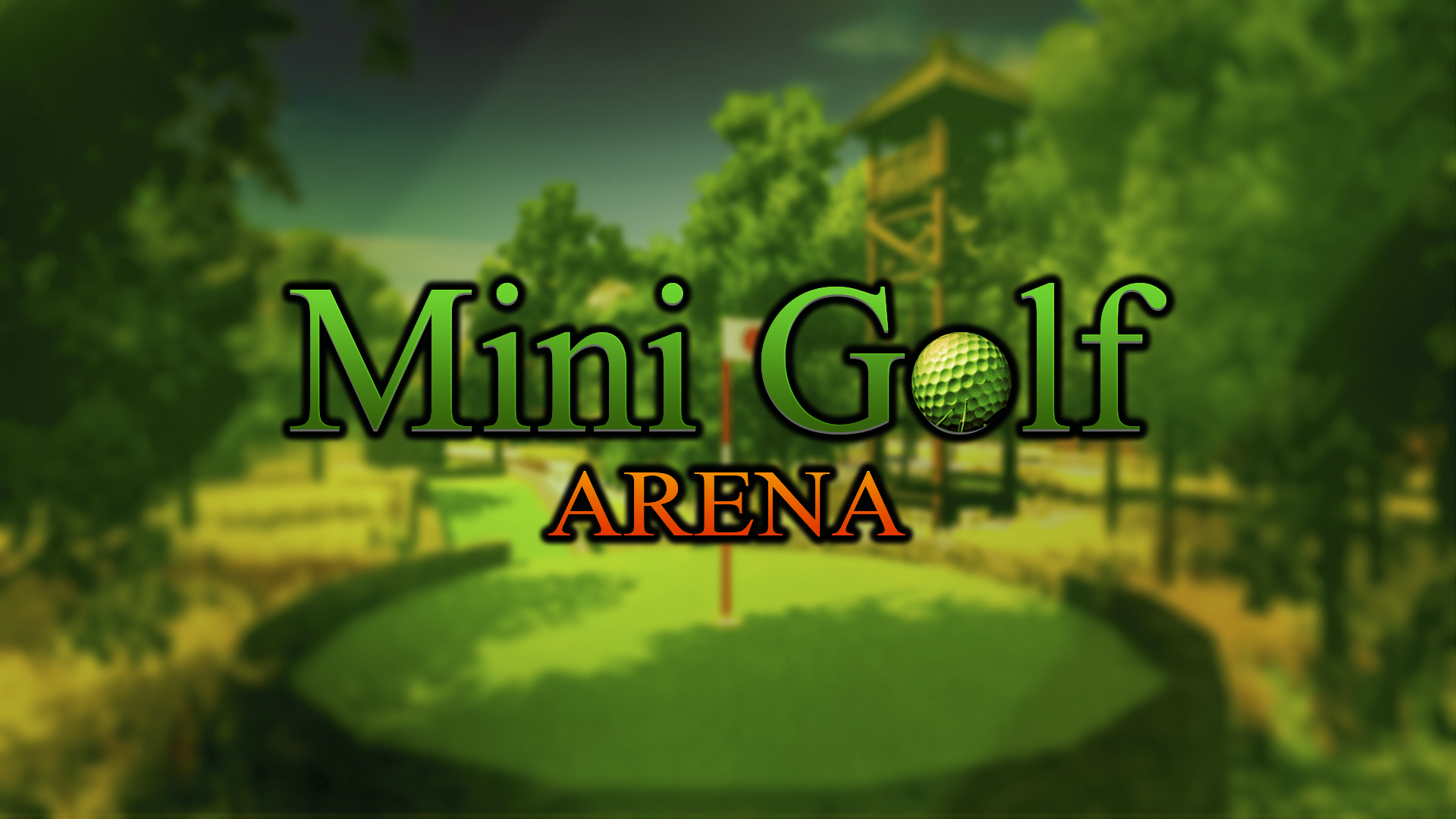 Mini Golf Arena Windows, Mac, Linux, iOS, Android game
