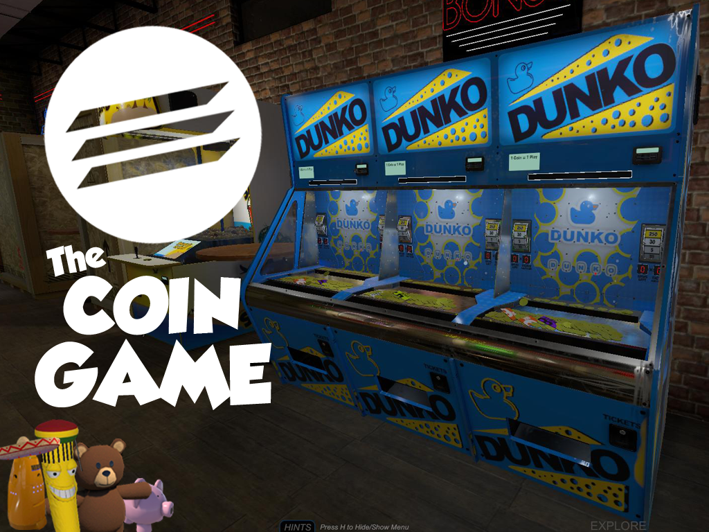 The Coin Game Windows, Mac, Linux - Indie DB