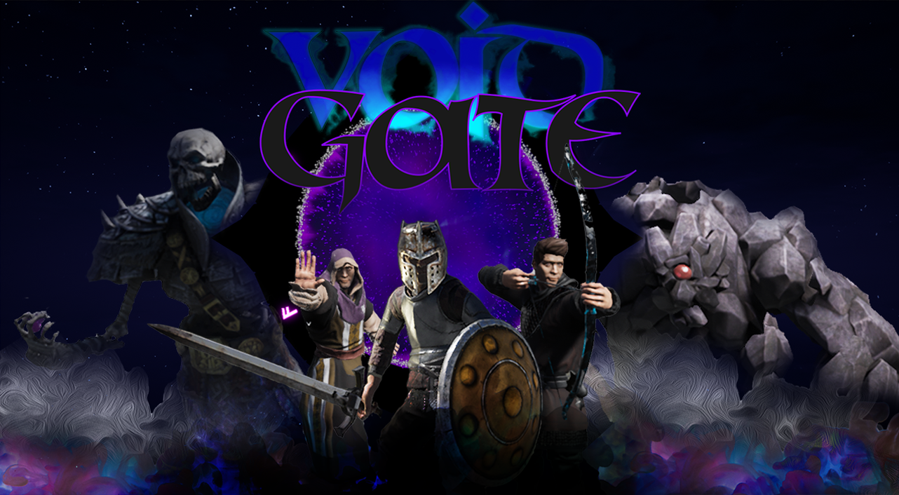 VoidGate Windows game - Indie DB
